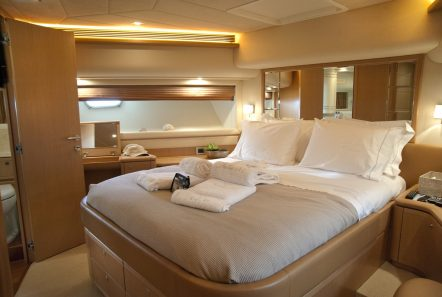 julie m motor yacht cabins (10) min -  Valef Yachts Chartering - 3911