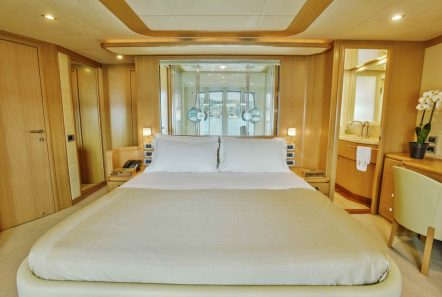 julie m motor yacht cabins (2) min -  Valef Yachts Chartering - 3919