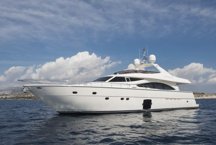 julie m motor yacht exterior (2) min -  Valef Yachts Chartering - 3902