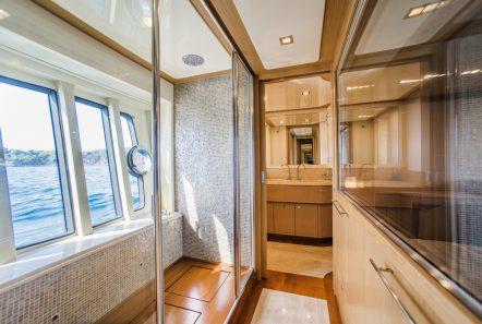 julie m motor yacht large windows min -  Valef Yachts Chartering - 3897