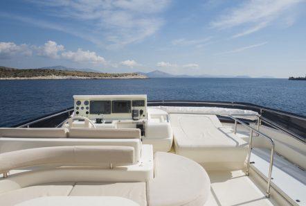 julie m motor yacht sundeck (1) min -  Valef Yachts Chartering - 3888