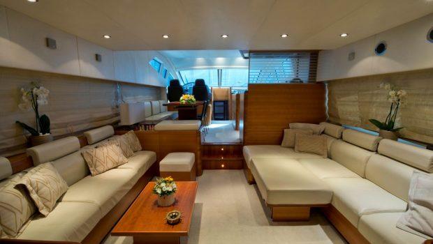 july motor yacht salon_valef -  Valef Yachts Chartering - 4925