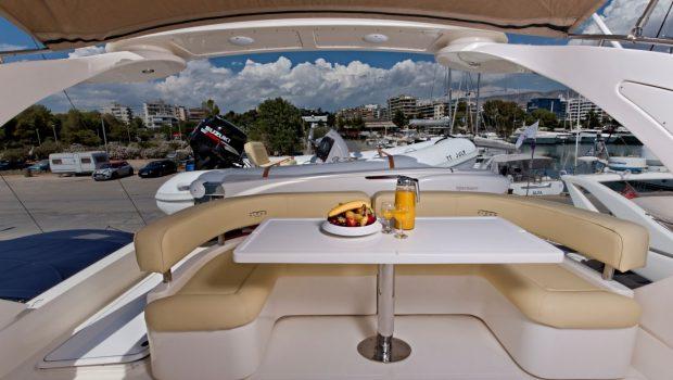 july motor yacht sundeck_valef -  Valef Yachts Chartering - 4924