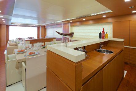 kintaro motor yacht bar min -  Valef Yachts Chartering - 4549