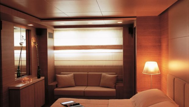 kintaro motor yacht cabins and baths (4) min -  Valef Yachts Chartering - 4545