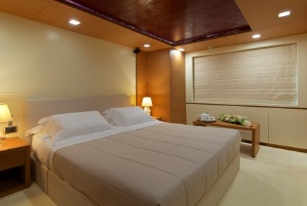 kintaro motor yacht convertible cabin playroom min -  Valef Yachts Chartering - 4542