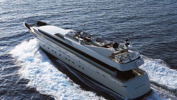 kintaro motor yacht ext (1) min -  Valef Yachts Chartering - 4537