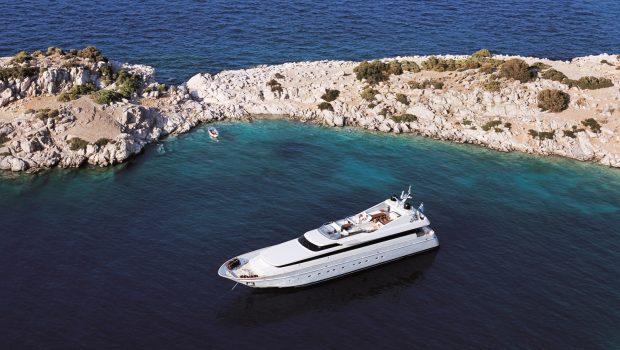 kintaro motor yacht ext (2) min -  Valef Yachts Chartering - 4536