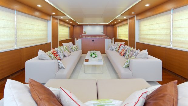 kintaro motor yacht salon (1) min -  Valef Yachts Chartering - 4533