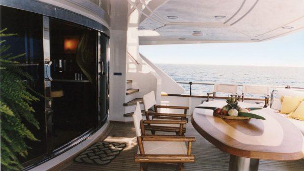 lady p motor yacht aft deck_valef -  Valef Yachts Chartering - 5088