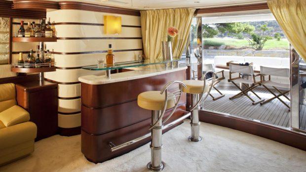 lady p motor yacht bar_valef -  Valef Yachts Chartering - 5087