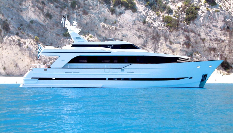 lady p motor yacht profile_valef -  Valef Yachts Chartering - 5082