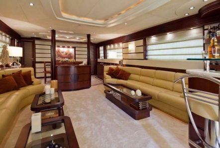 lady p motor yacht salon (2)_valef -  Valef Yachts Chartering - 5079