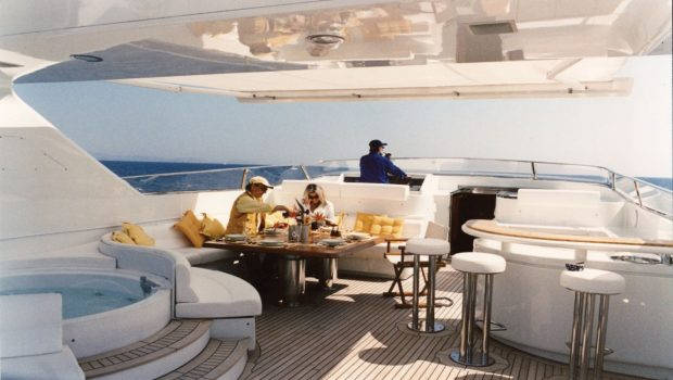 lady p motor yacht sundeck jacuzzi (1)_valef -  Valef Yachts Chartering - 5078
