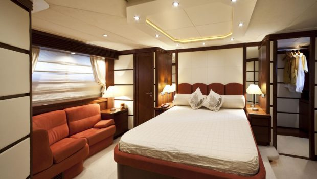 lady p motor yacht vip stateroom_valef -  Valef Yachts Chartering - 5076