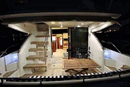 liazeta motor yacht aft eve_valef -  Valef Yachts Chartering - 5026