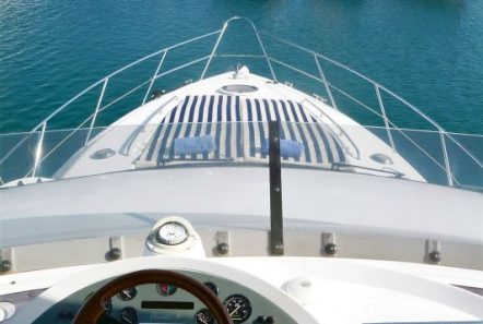 liazeta motor yacht fore from sfly_valef -  Valef Yachts Chartering - 5018