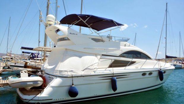 liazeta motor yacht side_valef -  Valef Yachts Chartering - 5009