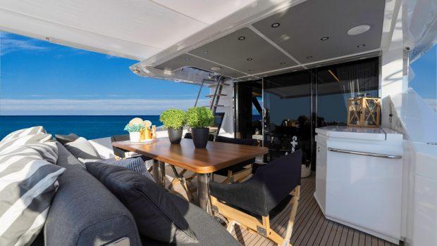 makani motor yacht aft deck min -  Valef Yachts Chartering - 4155