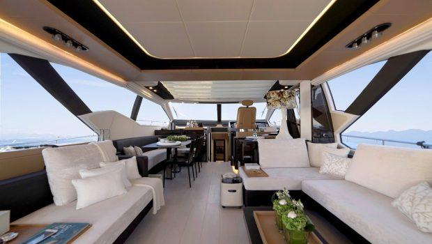 makani motor yacht salon (1) min -  Valef Yachts Chartering - 4144