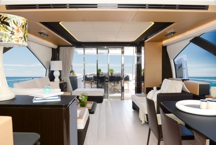 makani motor yacht salon (2) min -  Valef Yachts Chartering - 4143