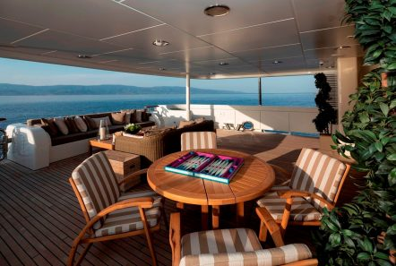marla megayacht aft deck 2 -  Valef Yachts Chartering - 3880