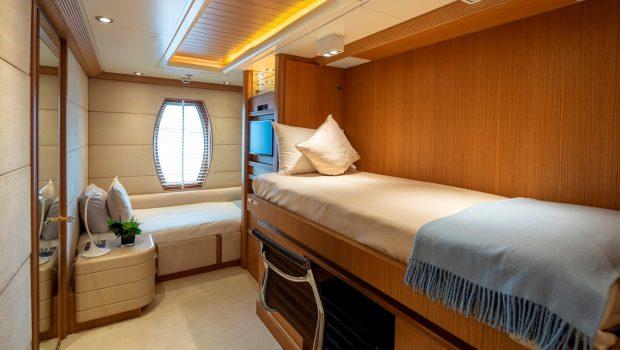 marla megayacht twin -  Valef Yachts Chartering - 3875