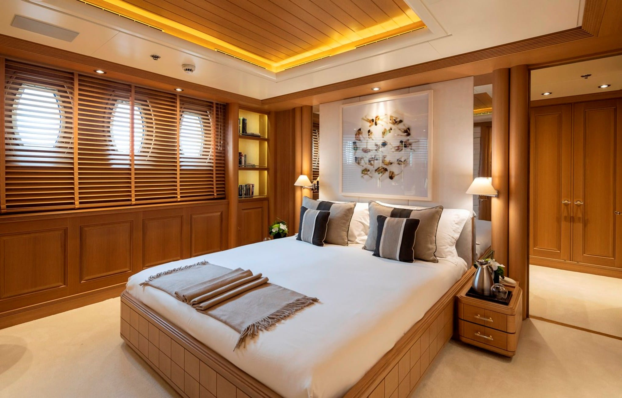 marla megayacht vip -  Valef Yachts Chartering - 3874