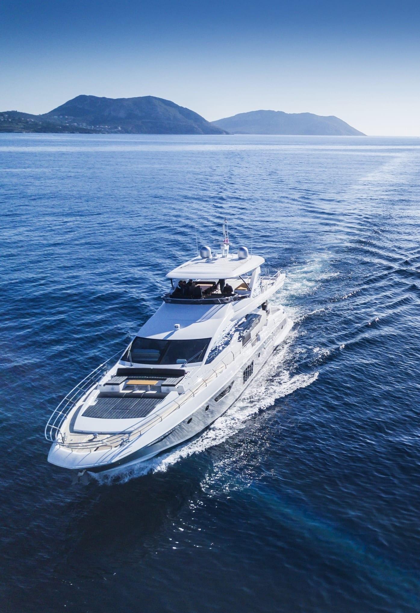 memories motor yacht exterior (1) -  Valef Yachts Chartering - 3977