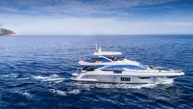 memories motor yacht exterior (2) -  Valef Yachts Chartering - 3996