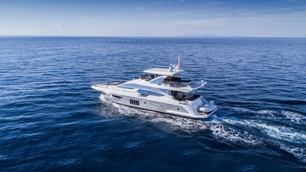 memories motor yacht exterior (3) -  Valef Yachts Chartering - 3995