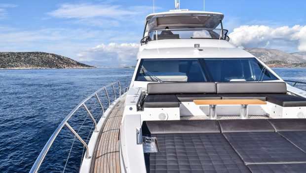 memories motor yacht fore -  Valef Yachts Chartering - 3992