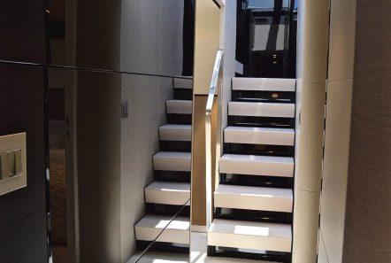 memories motor yacht stairs -  Valef Yachts Chartering - 3989