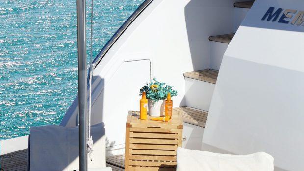memories motor yacht sun platform -  Valef Yachts Chartering - 3987