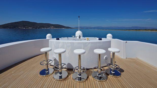mia rama mega yacht bar min -  Valef Yachts Chartering - 3974