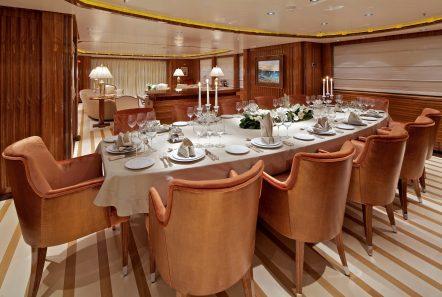 mia rama mega yacht dining min -  Valef Yachts Chartering - 3970