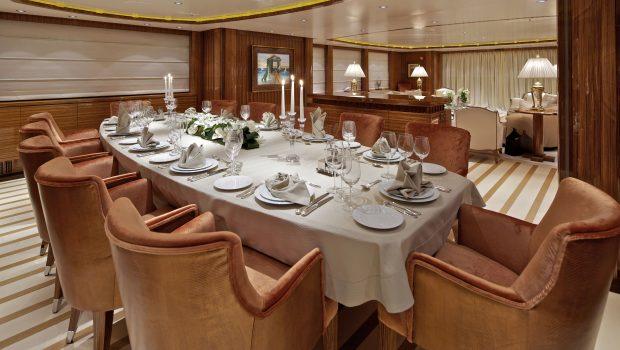 mia rama mega yacht table min -  Valef Yachts Chartering - 3960
