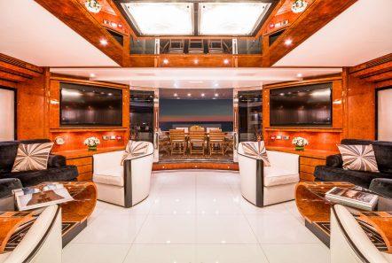 milos at sea motor yacht bow (2) min -  Valef Yachts Chartering - 4307