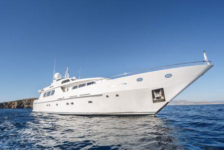 milos at sea motor yacht exteriors (4) min -  Valef Yachts Chartering - 4338