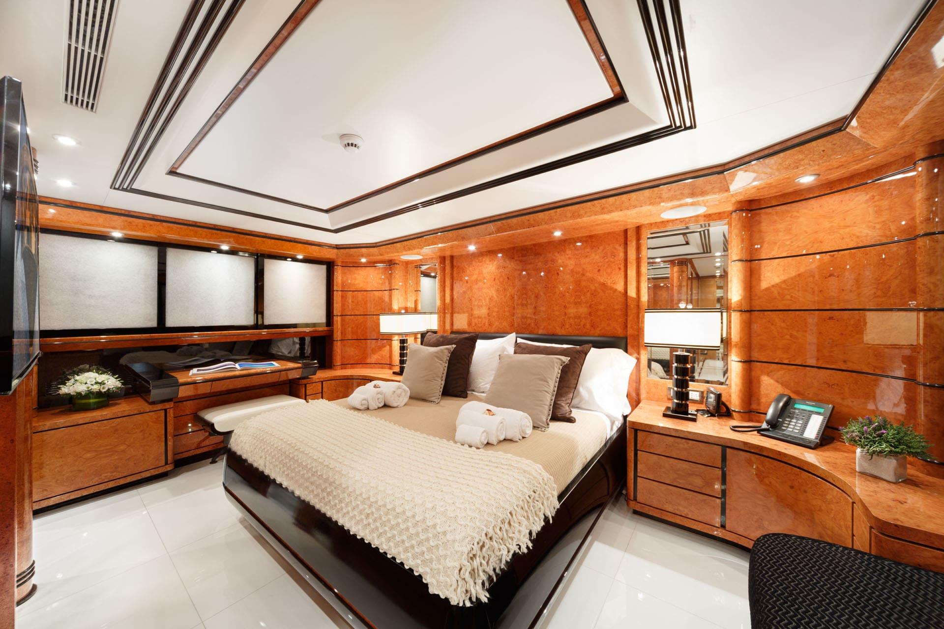 milos at sea motor yacht master min -  Valef Yachts Chartering - 4333