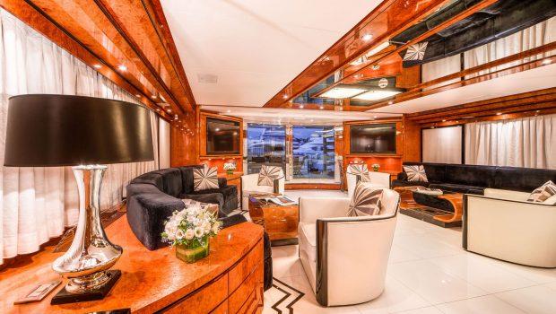 milos at sea motor yacht salon (3) min -  Valef Yachts Chartering - 4330