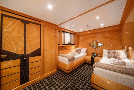 milos at sea motor yacht twin (2) min -  Valef Yachts Chartering - 4323
