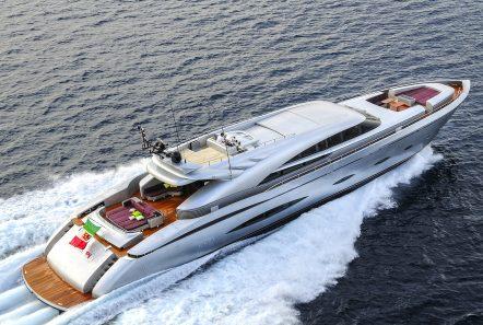 my toy motor yacht profile -  Valef Yachts Chartering - 4955