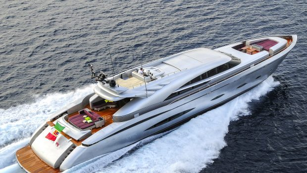my toy motor yacht profile -  Valef Yachts Chartering - 4955