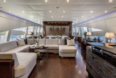 my toy motor yacht salon -  Valef Yachts Chartering - 4954