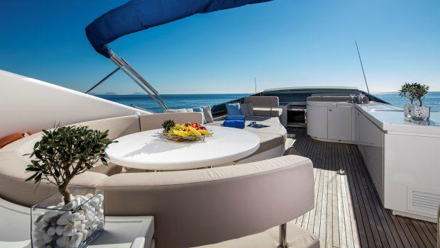 mythos motor yacht deck min -  Valef Yachts Chartering - 4818