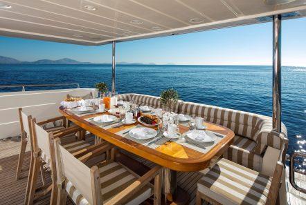 mythos motor yacht deck2 min -  Valef Yachts Chartering - 4819