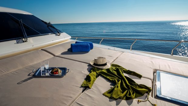 mythos motor yacht sun beds min -  Valef Yachts Chartering - 4811