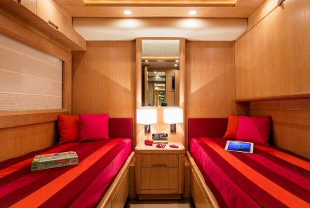 mythos motor yacht twins min -  Valef Yachts Chartering - 4810