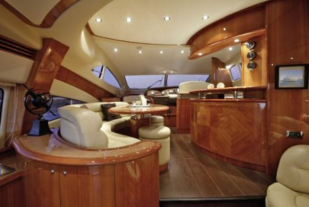 nell mare motor yacht dining_valef -  Valef Yachts Chartering - 4851